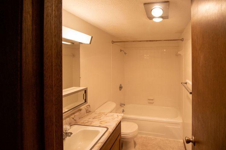 Apartment Bathroom Inspection